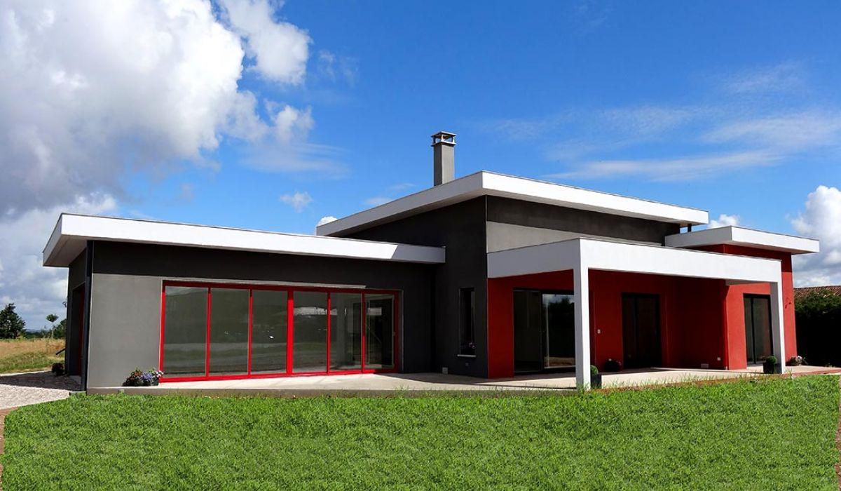 Constructeur De Maison Gers nos réalisations | maisons olmière | constructeur de maisons